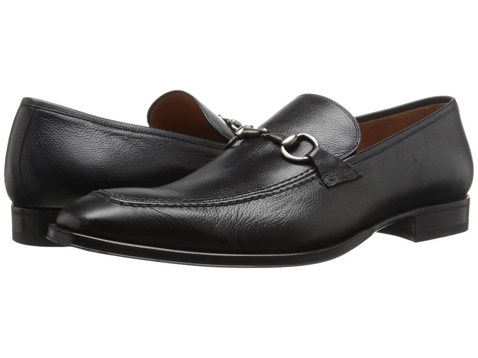 Mezlan - Tours (Black) Mens Slip-on Dress Shoes