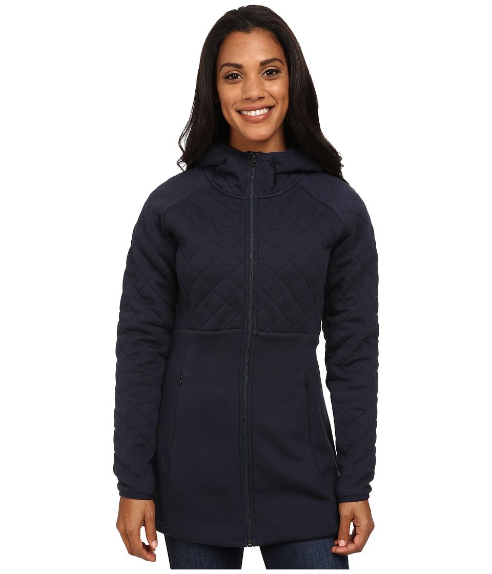 The North Face Hooded Caroluna Jacket (Urban Navy (Prior Season)) Women