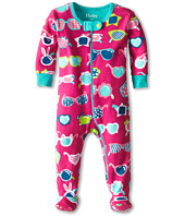 Hatley Kids - Cool Sunglasses Footed Coverall (Infant)