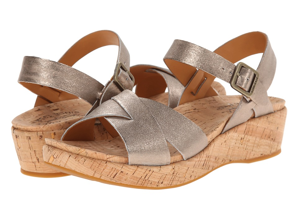 Kork-Ease Myrna 2.0 (Soft Gold Metallic) Women