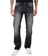 Buffalo David Bitton - Six Jean Lucas Blue in Classic & Contrasted