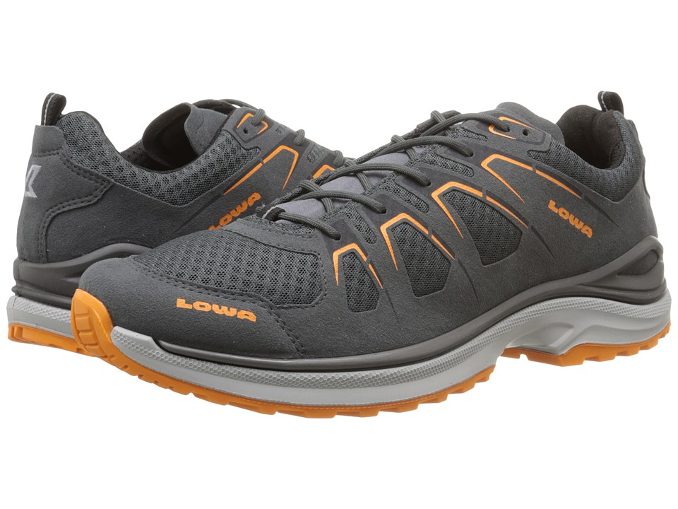 Lowa Innox Evo Grey/Orange Mens Shoes