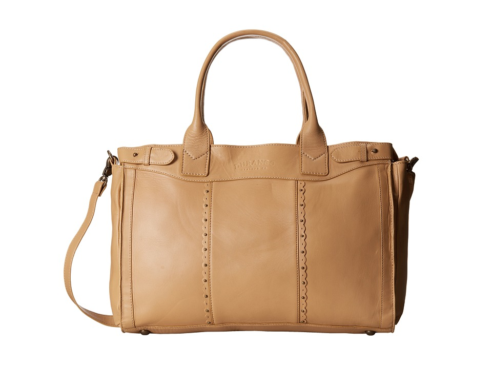 Durango Belle Starr Purse Tan Handbags