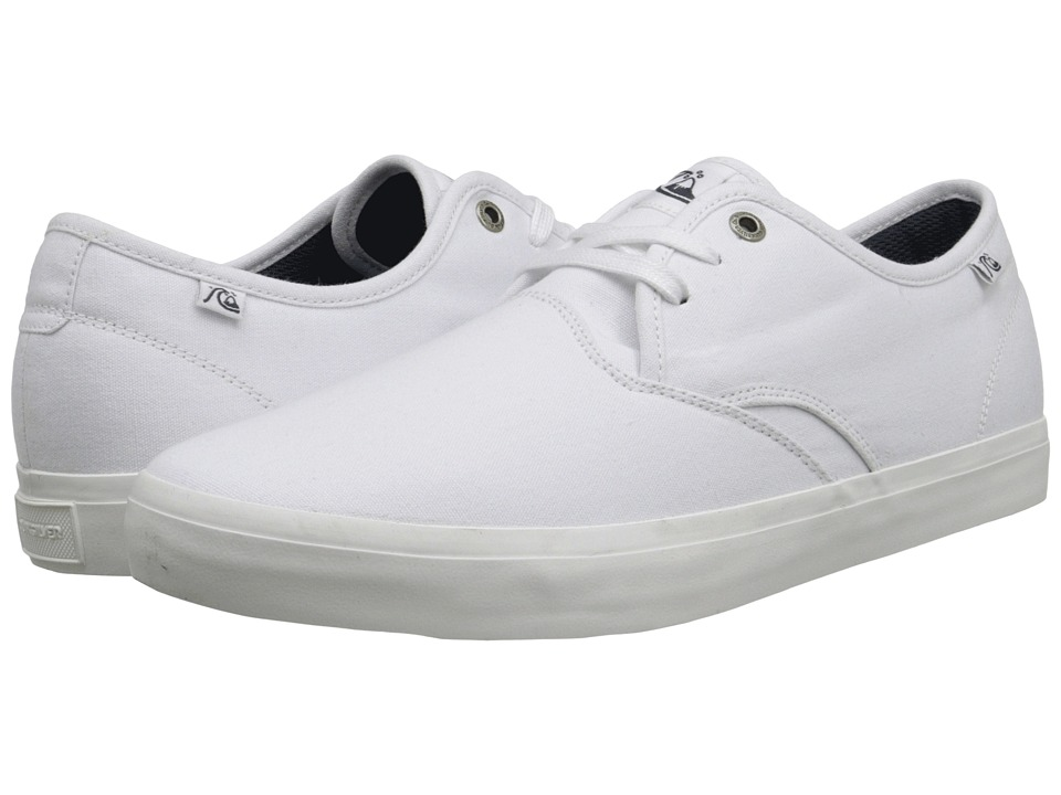 Quiksilver - Shorebreak (White/White/White) Men