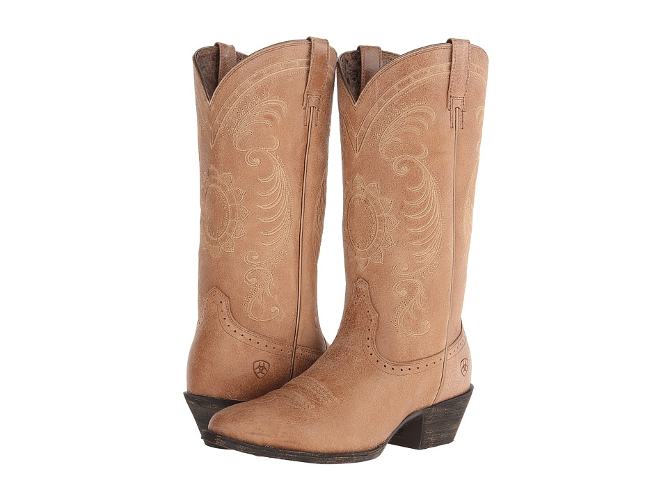 Ariat - Magnolia (Golden Tan) Cowboy Boots