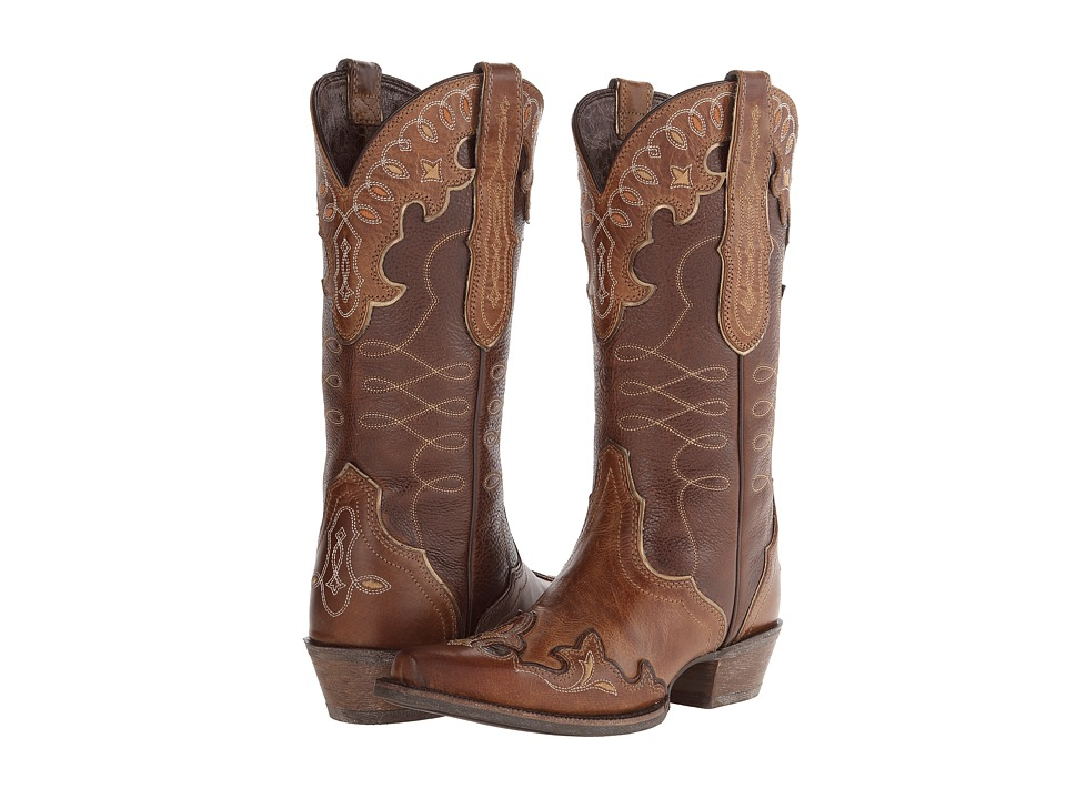 Ariat Zealous (Sandstorm) Cowboy Boots