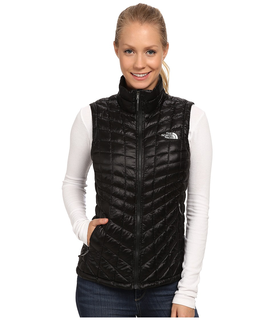 The North Face - ThermoBall Vest (TNF Black 1) Women