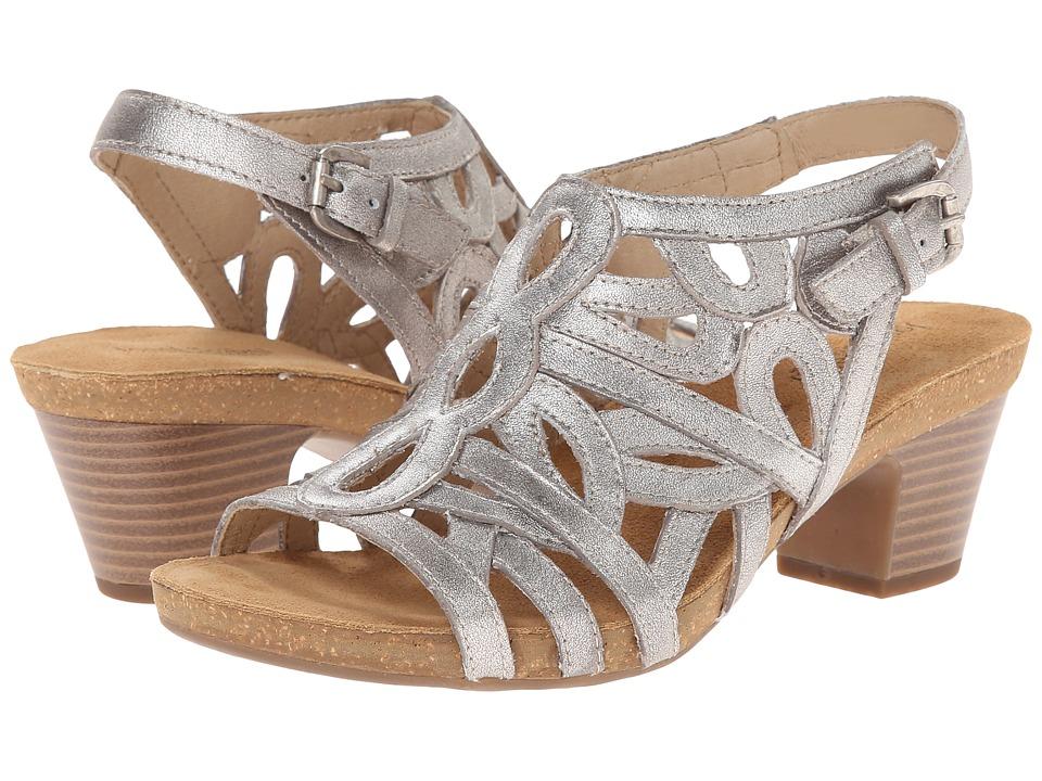 Josef Seibel - Ruth 03 (Cristal Antik Metallic) Women's Dress Sandals