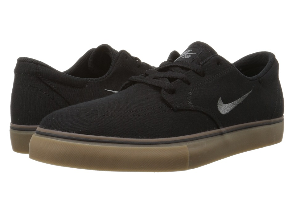 Nike SB Clutch (Black/Dark Grey/Gum) Men