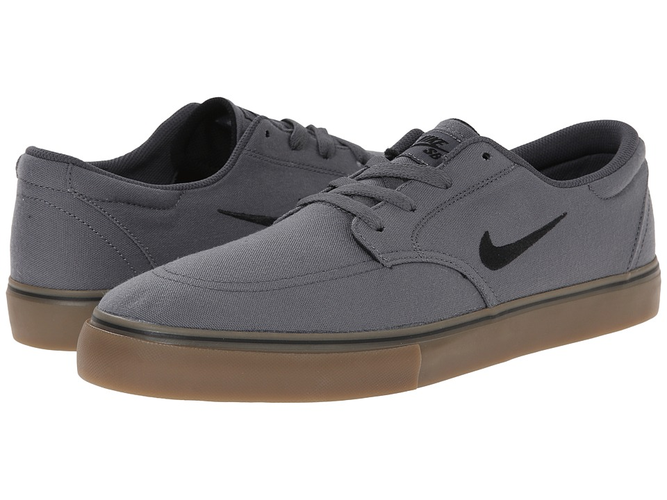 Nike SB Clutch (Grey/Gum) Men