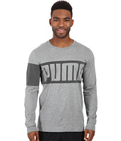 PUMA - Long Sleeve Tee