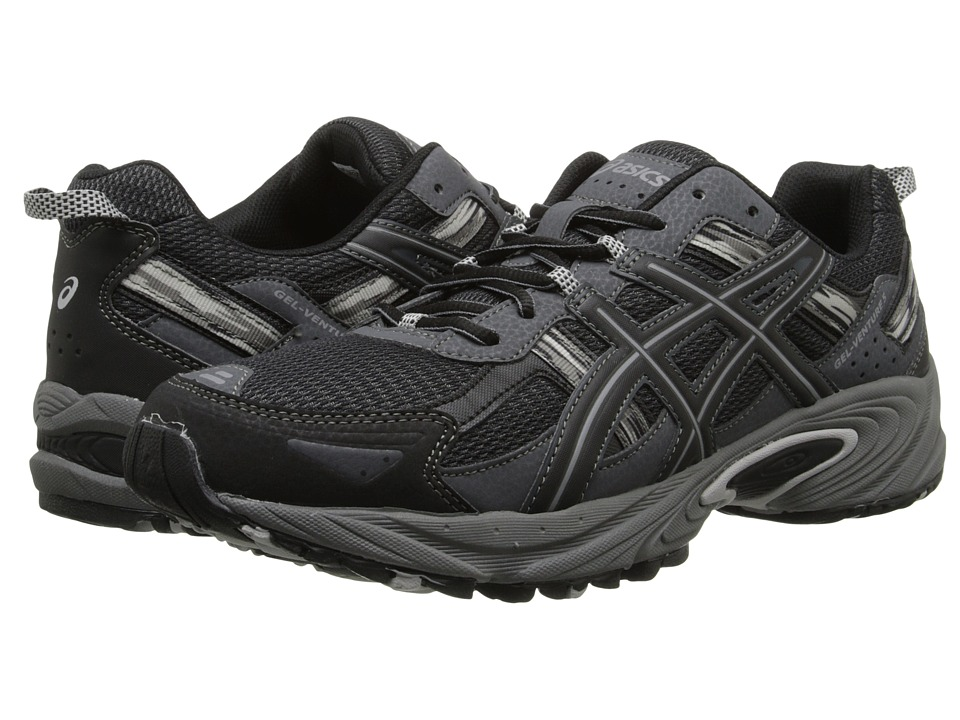 ASICS - Gel-Venture 5 (Black/Onyx/Charcoal) Men's Running Shoes