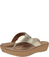 Crocs - A-Leigh Brushed Metallic Flip