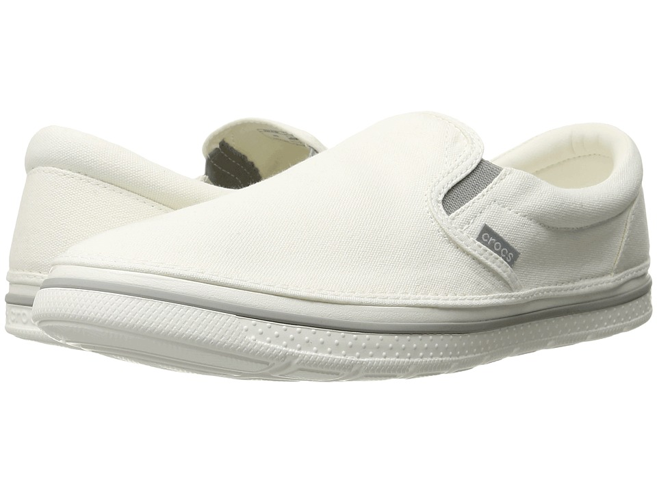 Crocs Norlin Slip-On (White/White) Men