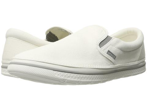 Crocs Norlin Slip-On - White/White