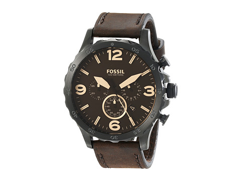 Fossil Nate - JR1487 - Brown