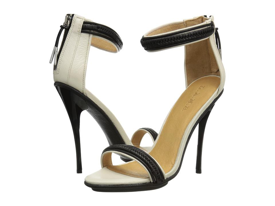Shop L.A.M.B. online and buy L.A.M.B. Kanye Black-Ice High Heels online