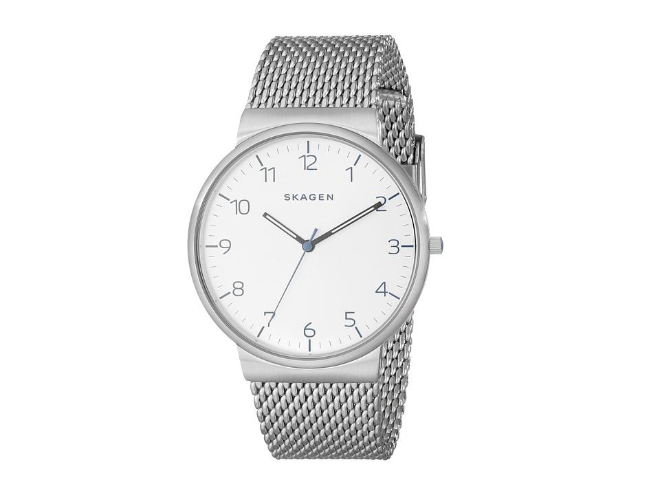 Skagen Ancher Silver Watches