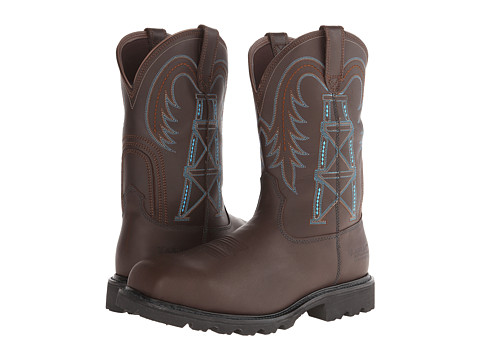 Ariat Wildcatter Pull-On H20 FR Comp Toe