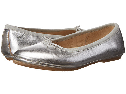 Old Soles Cruise Ballet Flat (Toddler/Little Kid) - Silver