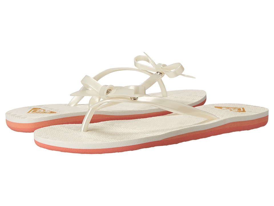 Roxy Shoes Roxy - Nala  White  Women s