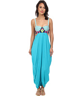 Mara Hoffman - Embroidered Maxi Dress