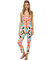 Mara Hoffman - Button Front Jumpsuit