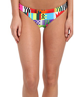 Mara Hoffman - Reversible Ruched Brazilian Bottom