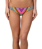 Mara Hoffman - Reversible Ruched Braziian Bottom