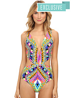 Mara Hoffman - Front Twist One-Piece