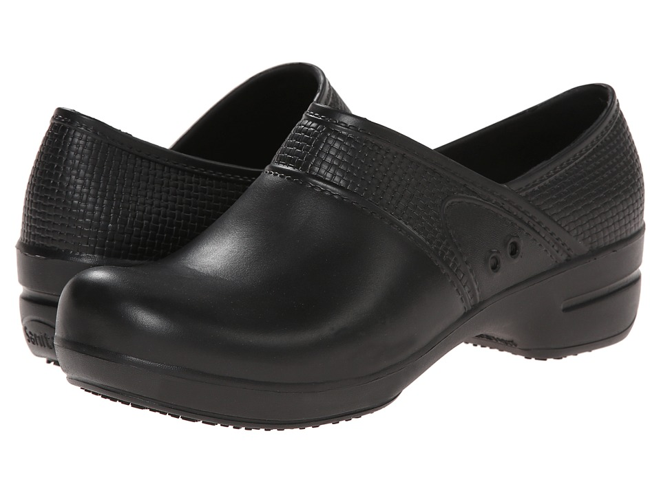 Sanita Aero Motion Black Womens Shoes