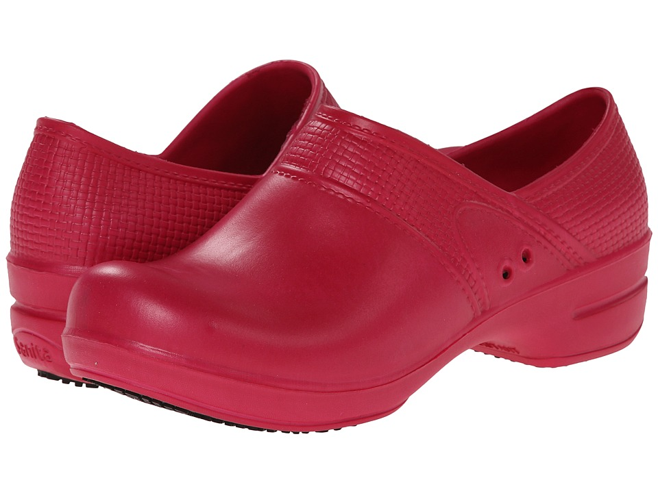 Sanita Aero Motion (Pink) Women's Shoes