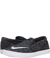 Nike SB Kids - Toki Slip-on Canvas Print (Little Kid)