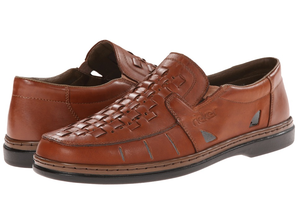 Rieker 12389 Norman 89 Whisky/Whisky Mens Shoes