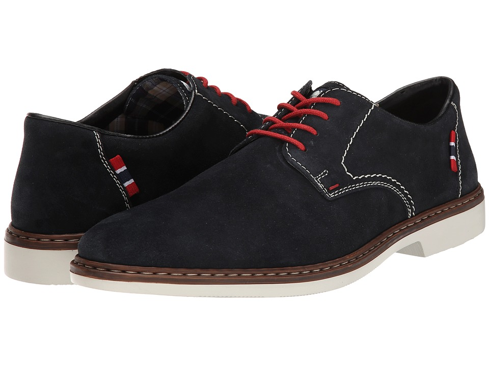 Rieker 13012 Diego 12 Pacific Mens Shoes