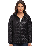 Rainforest - Zip Front ThermoLuxe Quilt Jacket