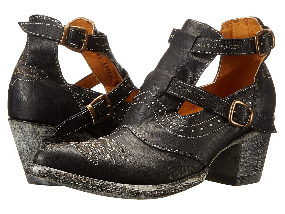 Old Gringo Joy (Black) Cowboy Boots