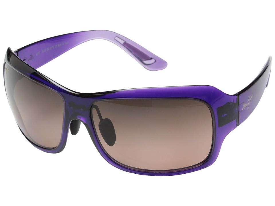 Maui Jim - Seven Pools (Purple Fade/Maui Rose) Fashion Sunglasses