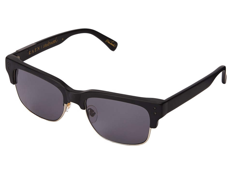 RAEN Optics Underwood Matte Black Fashion Sunglasses