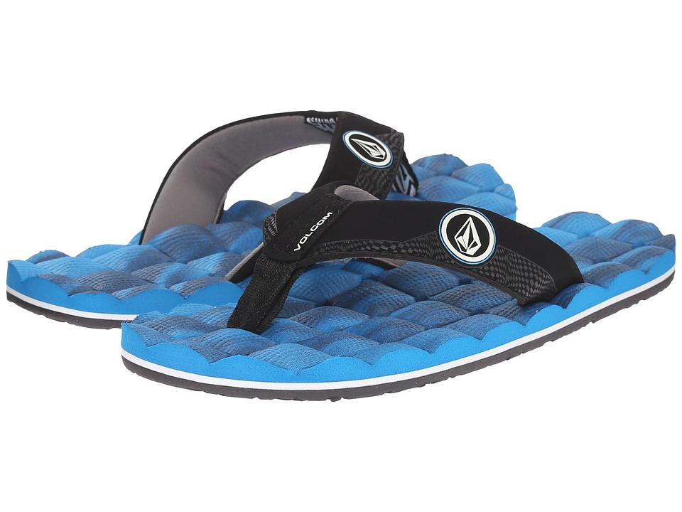 Volcom Kids - Recliner (Little Kid/Big Kid) (Marina Blue) Boys Shoes