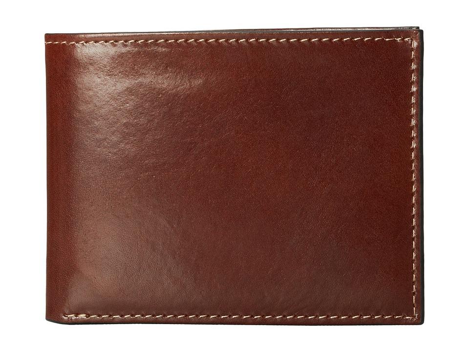 Trafalgar - Cortina Slimfold Wallet (Honey Maple) Wallet Handbags