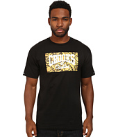 Crooks & Castles - Lavish Core Logo Knit Crew T-Shirt