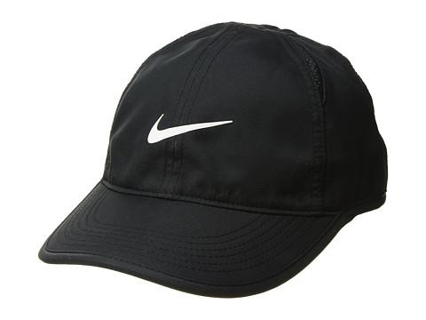 Nike Featherlight Cap - Black/Black/Black/White