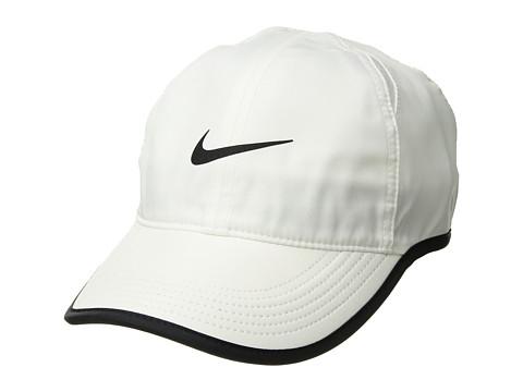 Nike Featherlight Cap - White/Black/White/Black