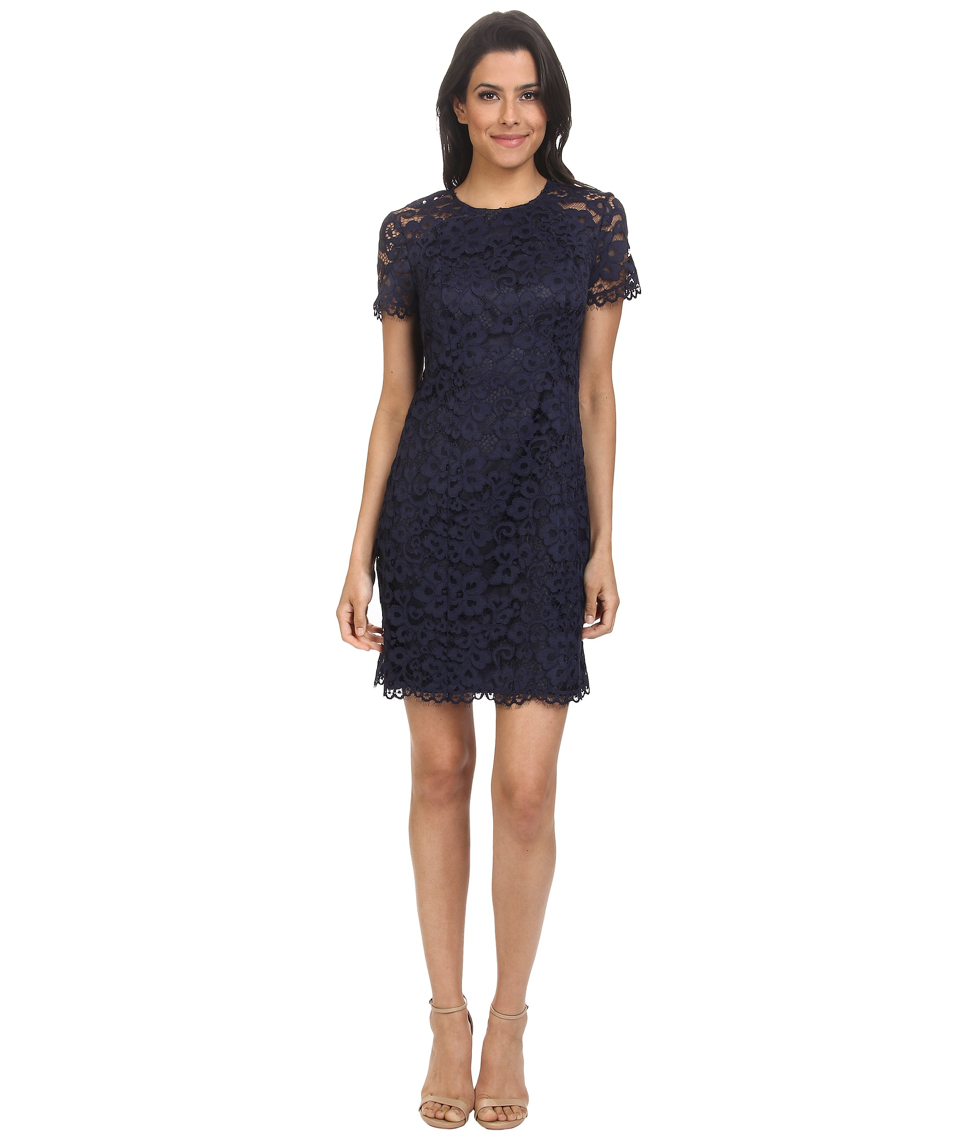 How Do Shoshanna Dresses Fit Shoshanna Beverly Lace Dress