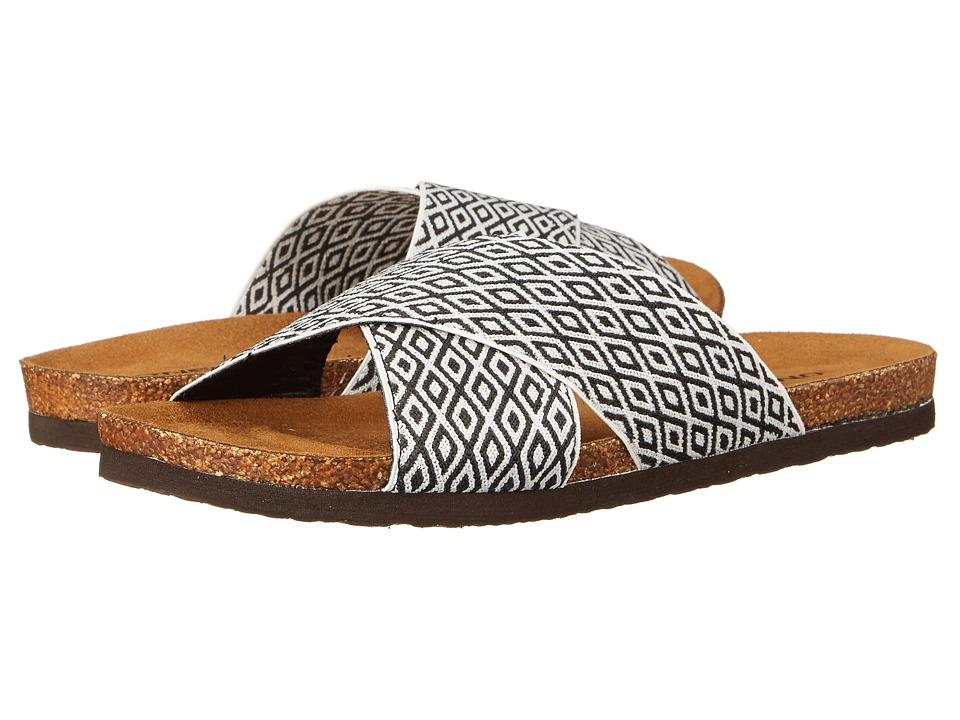 ONeill Arielle White Womens Sandals