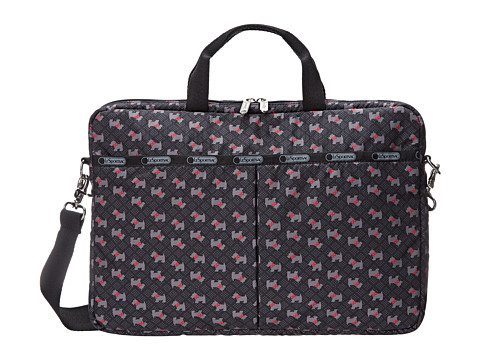 lesportsac 15 inch laptop bag happy hearts zappos