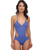 Roxy - Girls Just Wanna Have Fun V-Neck One-Piece
