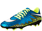 Nike Hypervenom Phelon 2 FG (Blue Lagoon/Volt/Black/White)