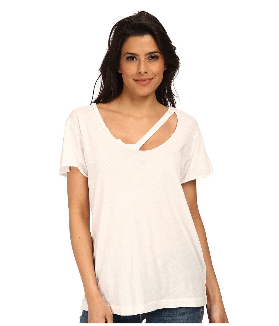 LNA - Fallon V-Neck Top